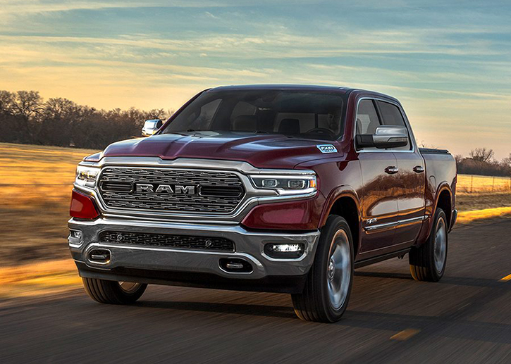 ALL NEW 2020 RAM 1500