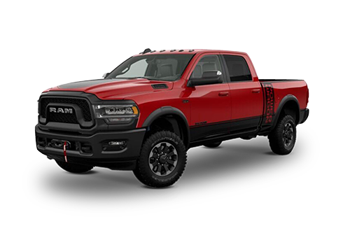 THE NEW 2020 RAM 2500